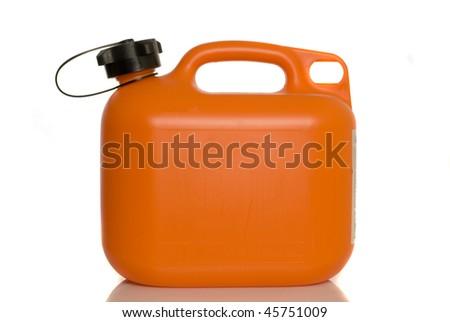 Red cistern