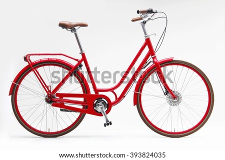Red City Bike