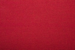 Red cloth or red fabric.