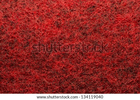 Red Cloth Texture