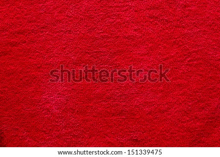 red color carpet texture