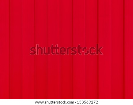 Red color metal sheet for background
