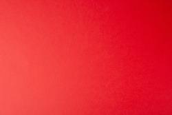 Red color paper background, texture, copy paste.