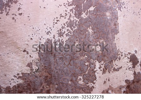 red concrete backgrounds, red concrete texture