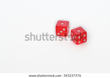 red Dice #343237376