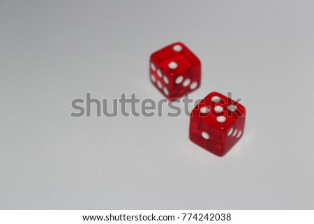 Red dice seven #774242038