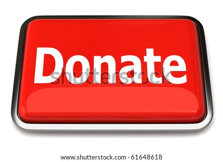 Red donate button
