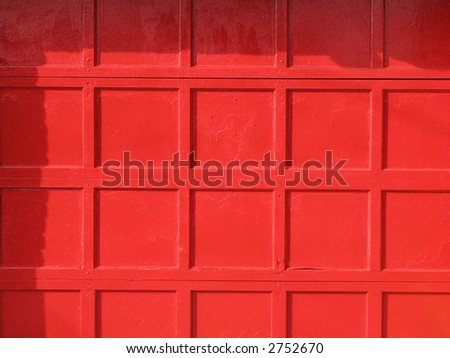 Red Door Texture background
