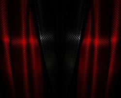 Red Fiber Carbon Wrap Foil Sticker Background