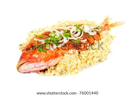 Cassava Fish