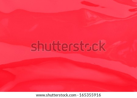 red glossy bright background closeup #165355916