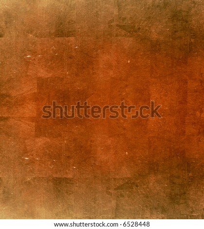 red gold metal background