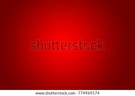 Red gradient background for wallpaper