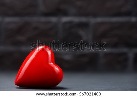 Shutterstock red heart