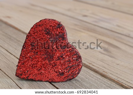 Red heart #692834041