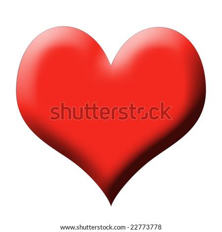 clip art heart. girlfriend Red Heart Free Clip