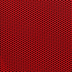 Red hole background