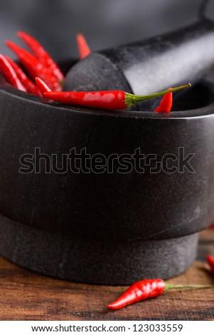 red hot chili Vietnamese pepper