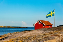 Red House in Sweden