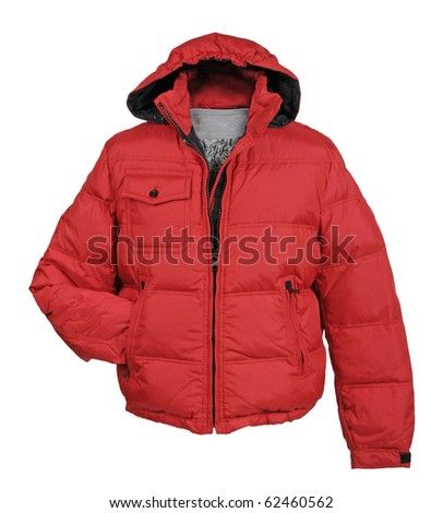 red jacket #62460562
