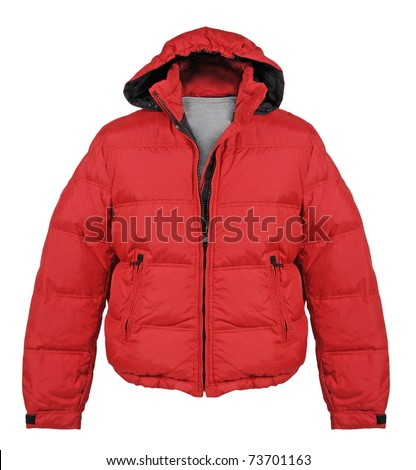 red jacket #73701163