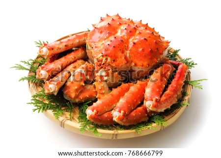 Red king crab #768666799