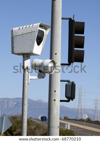 Red light camera aimed at dangerous intersection