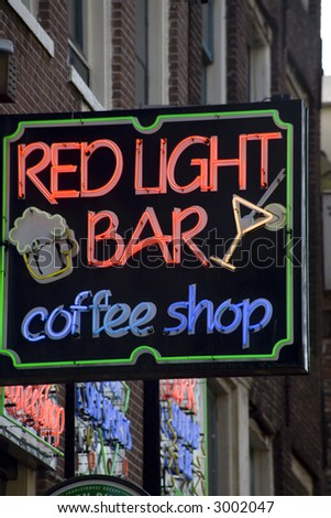 red light sign
