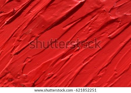 Red lipstick texture background #621852251