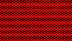 Red metal or steel mesh screen background seamless and texture
