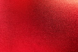 Red metal texture background. red Christmas christmas