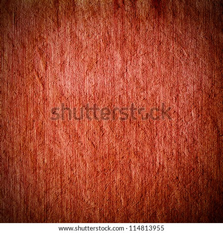 Red old, grunge background wall texture