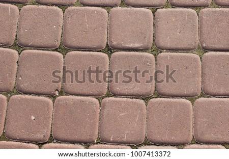 Red Outdoor Floor Tiles 1007413372
