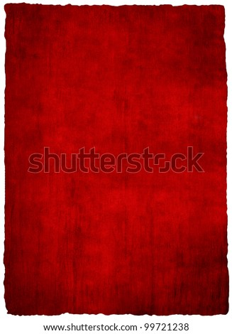 red papyrus paper texture