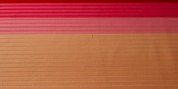 red pink yellow curtain fabric texture, horizontal stripe, for background