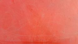 Red plastic , texture