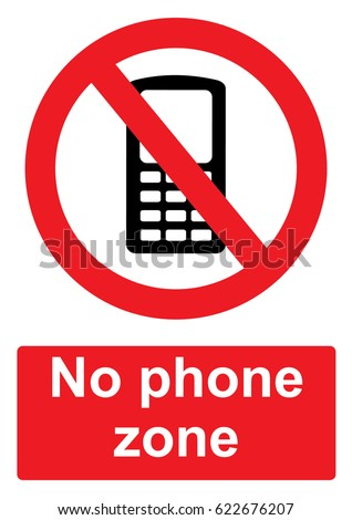 royalty free no cell phone sign mobile phone ringer 322272860 stock photo. Black Bedroom Furniture Sets. Home Design Ideas