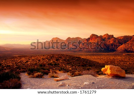 Red Rock Canyon, Nevada #1761279