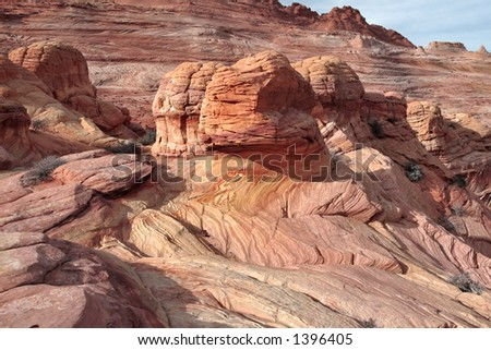 Red Rock, Coyote Buttes