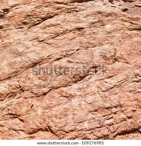 Red rock texture nature photo