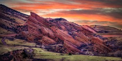 Red Rocks Amphitheater Colorado