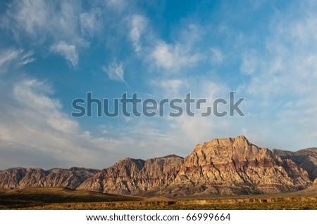 Red Rocky Canyon Scenic Area, Las Vegas, Nevada