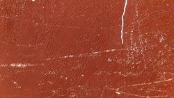 Red Rust Grunge Cement  Texture Background