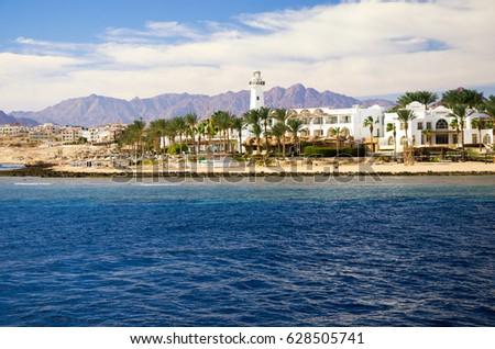 Red Sea. Egypt. Sharm El-Sheikh. #628505741