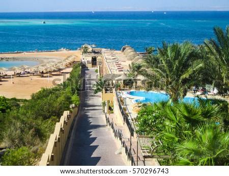 Red Sea, Hurghada, June 2012. #570296743