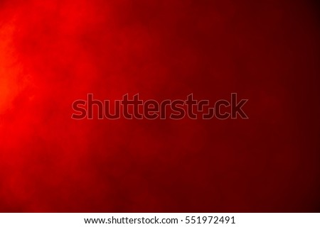 Red shiny bokeh background - Shutterstock ID 551972491