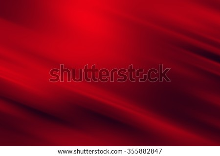 red silk or satin - abstract  background - Shutterstock ID 355882847