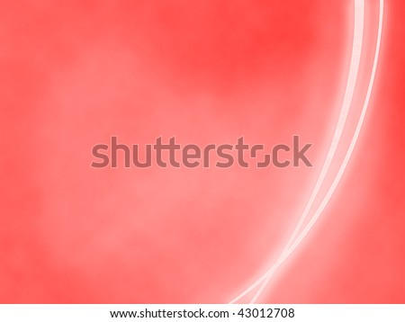 Red simple and elegant background abstract image