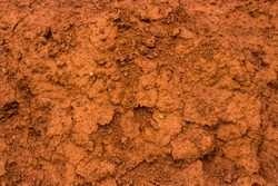 red soil earth texture background for plants india realistic closeup background