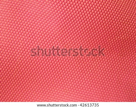 red spotted plastic background